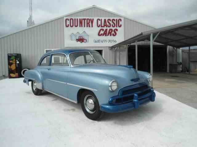 1952 Chevrolet 2-Dr Coupe | 938590