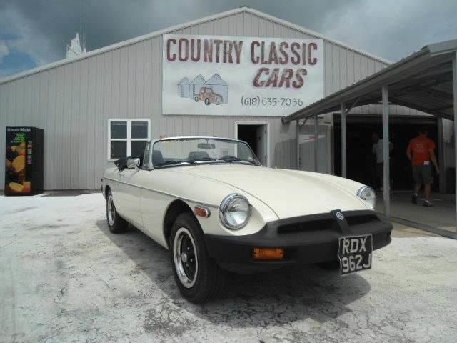 1980 MG Convertible | 938591
