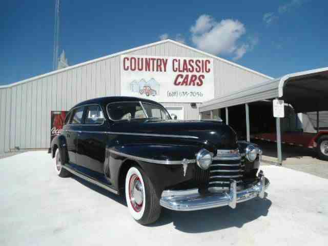 1941 Oldsmobile 4-Dr Sedan | 938592