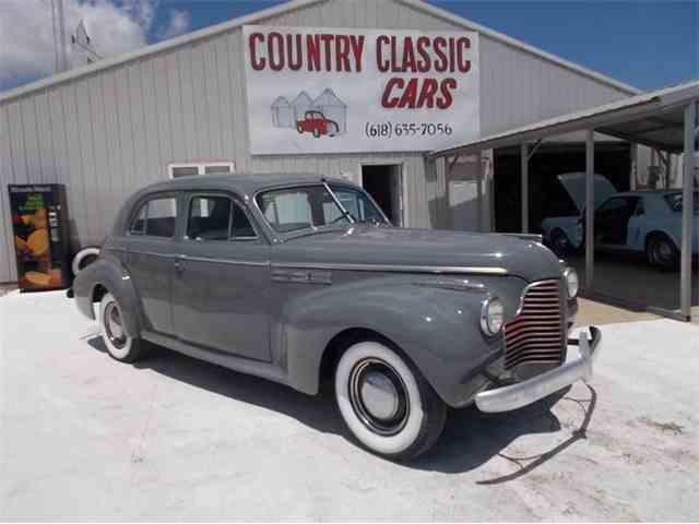 1940 Buick Super | 938593