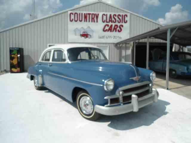 1950 Chevrolet Deluxe | 938595