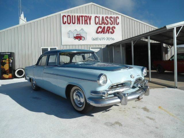 1955 Dodge 4-Dr Sedan   938597