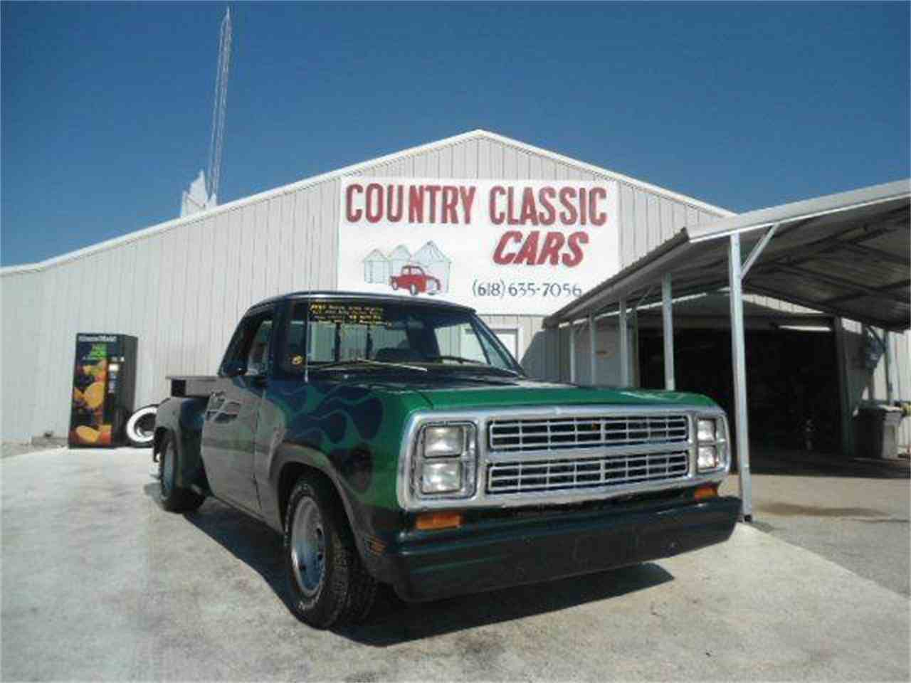 Large Picture of '80 Pickup - K487
