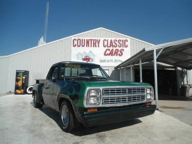 1980 Dodge Pickup | 938599
