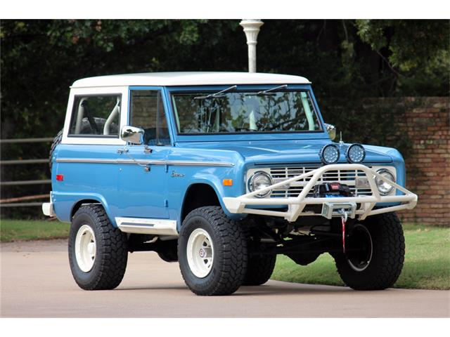 1974 Ford Bronco | 930860