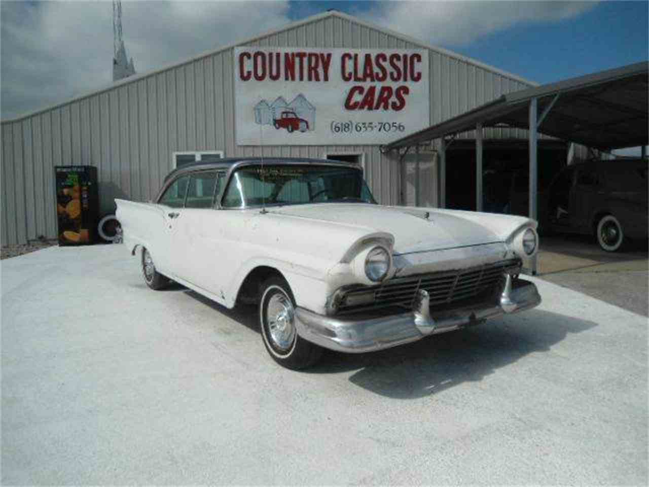 Large Picture of '57 Ford Fairlane 500 - $4,950.00 - K489