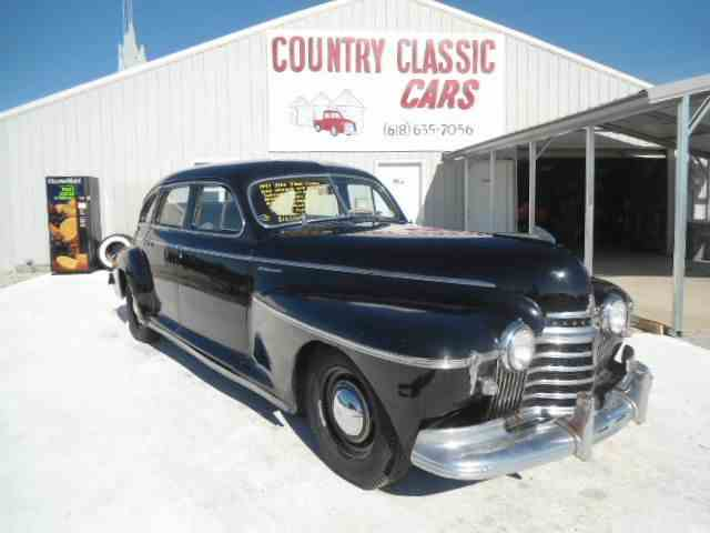 1941 Oldsmobile 4-Dr Sedan | 938602