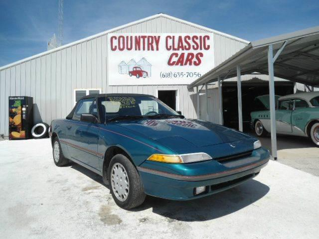 1993 Mercury Capri | 938608