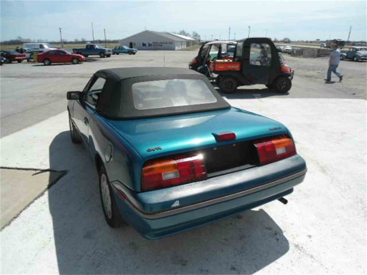 Large Picture of '93 Capri - K48G