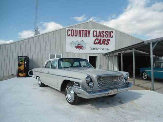 1962 Chrysler Newport | 938609