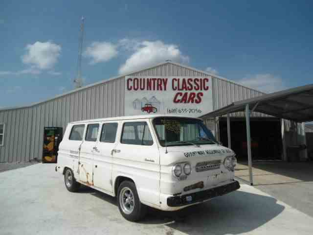 Picture of 1962 Corvair located in Staunton Illinois - $8,950.00 Offered by Country Classic Cars - K48J