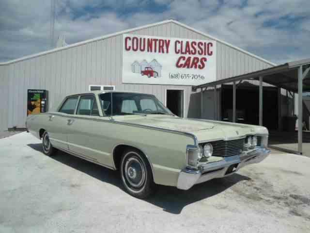 1968 Mercury Monterey | 938612
