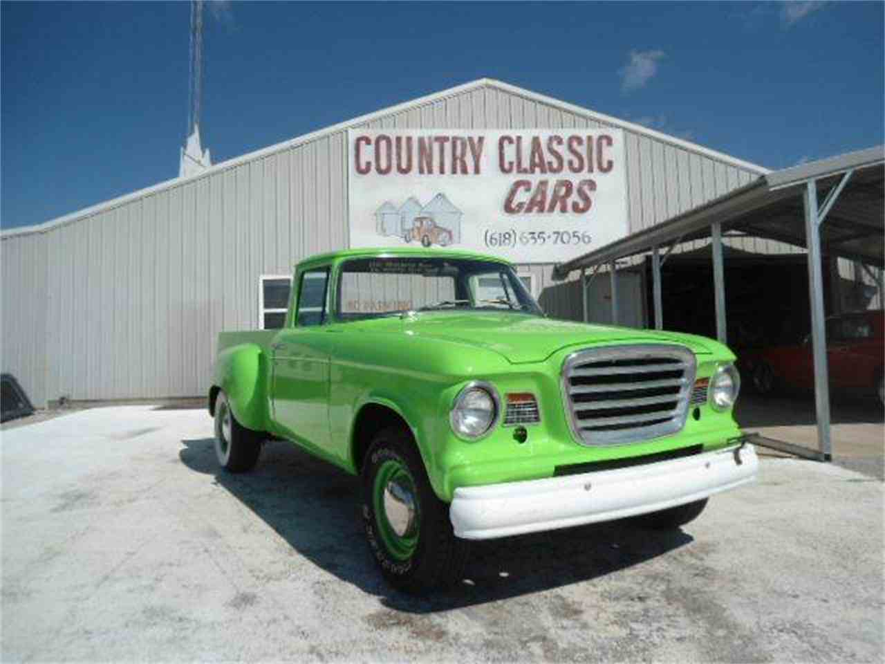Large Picture of Classic 1960 Champ located in Illinois - $10,550.00 Offered by Country Classic Cars - K48L