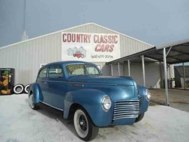 1940 Chrysler Royal | 938615