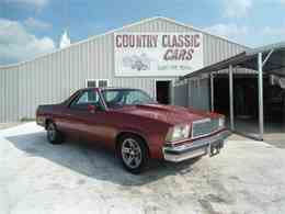 1978 Chevrolet El Camino for Sale - CC-938620