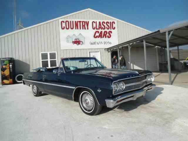 1965 Chevrolet Malibu | 938622