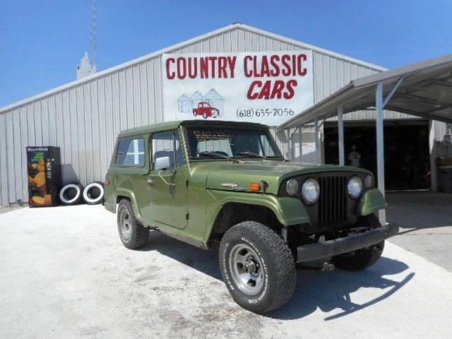 1970 Jeep Commando | 938625