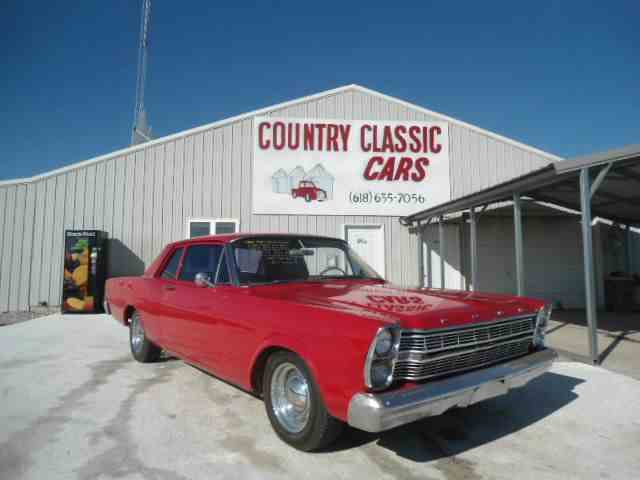 1966 Ford Galaxie | 938626