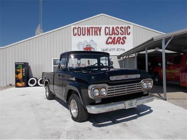 1960 Ford F100 | 938627