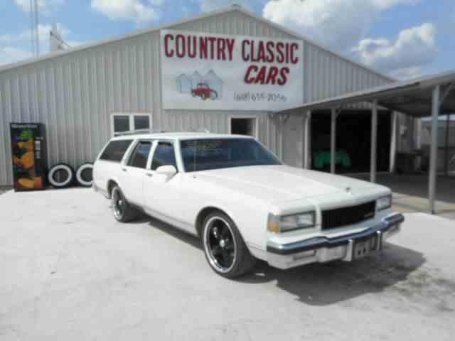 1987 Chevrolet Caprice | 938628