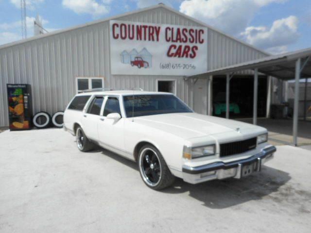 1987 Chevrolet Caprice   938628