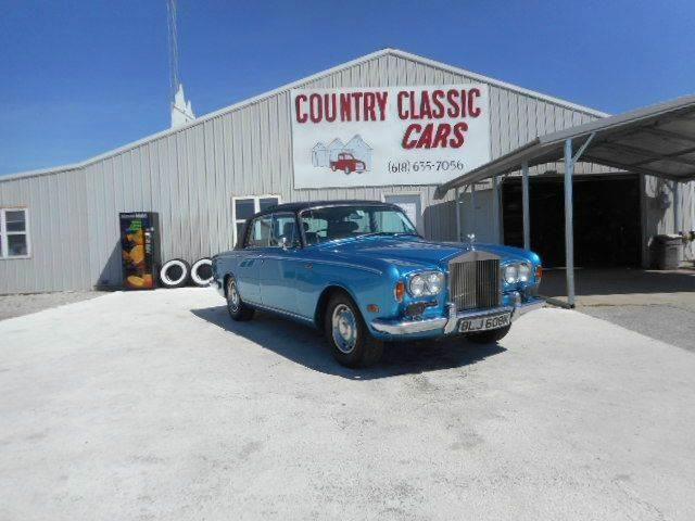 1972 Rolls-Royce Silver Shadow | 938631
