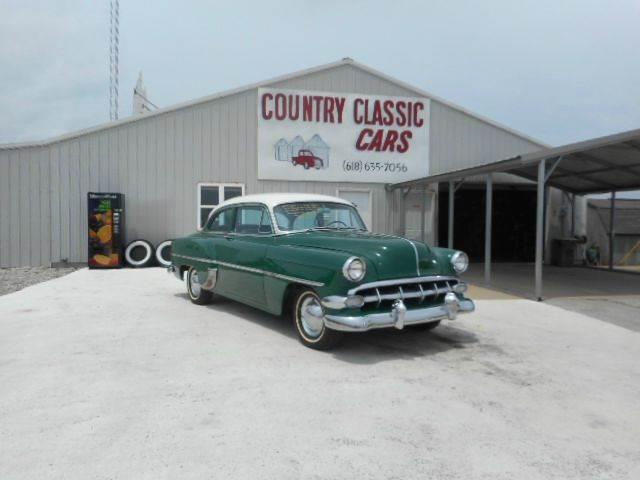 1954 Chevrolet 210 | 938634