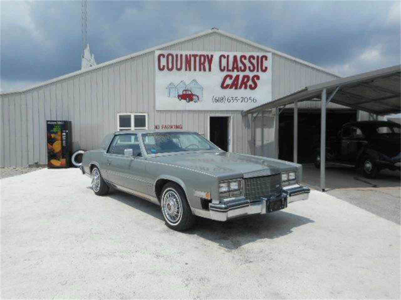 Large Picture of '83 Eldorado - K49D