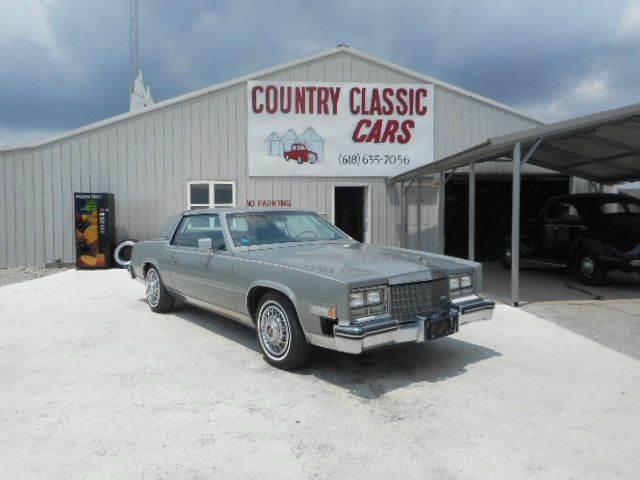 1983 Cadillac Eldorado | 938641