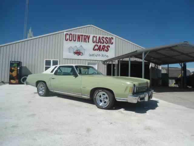 1974 Chevrolet Monte Carlo | 938642