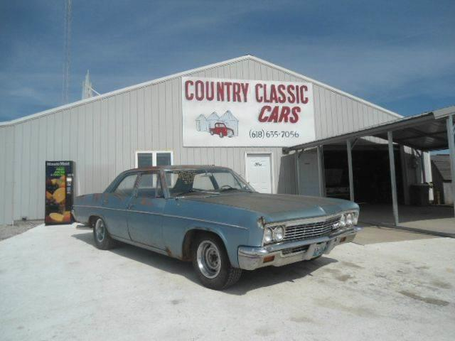 1966 Chevrolet Bel Air | 938643