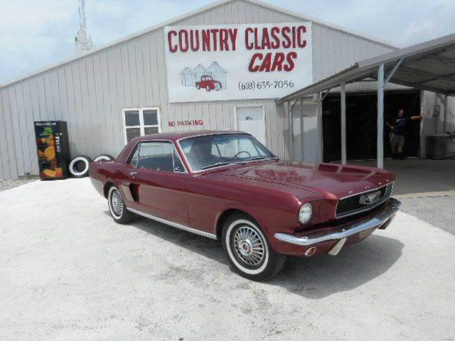 1966 Ford Mustang | 938644