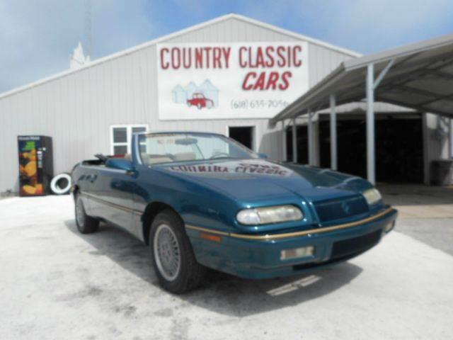 1995 Chrysler LeBaron | 938647