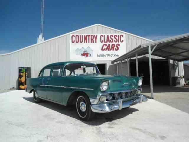 1956 Chevrolet 4-Dr Sedan | 938648
