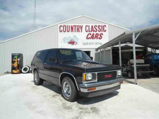 1987 GMC S15 Blazer | 938650