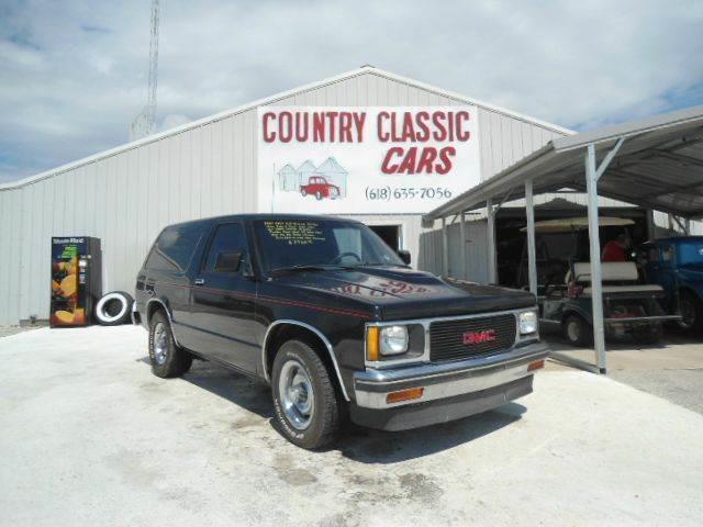 1987 GMC S15 Blazer   938650