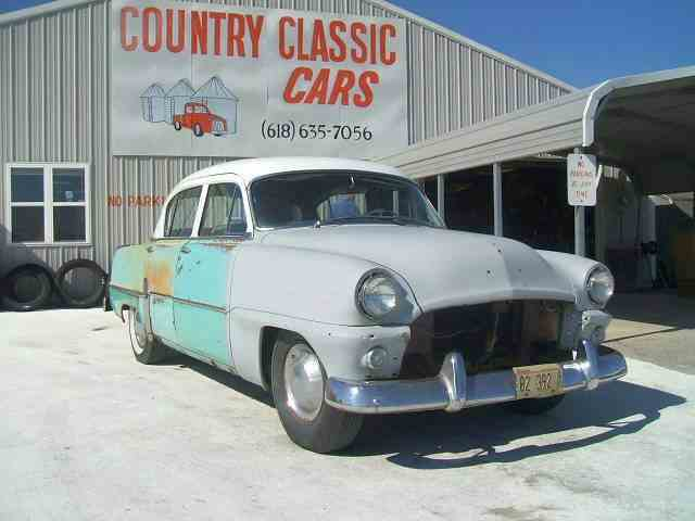 1954 Plymouth 4-Dr Sedan | 938654
