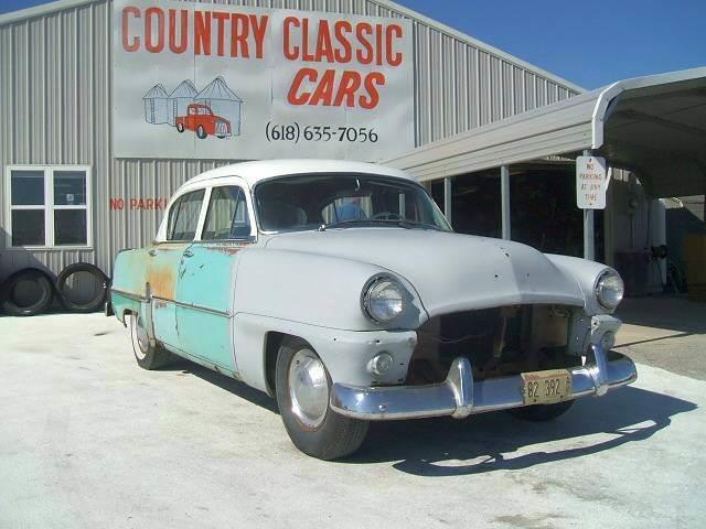 1954 Plymouth 4-Dr Sedan | 938654