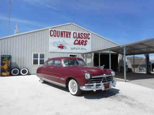 1950 Hudson Comadore   938655