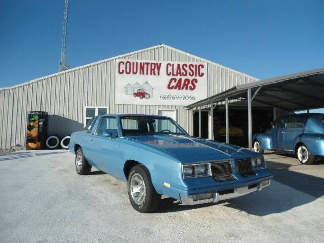 1986 Oldsmobile Cutlass | 938657
