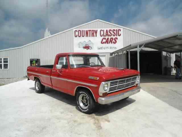 1969 Ford F100 | 938658