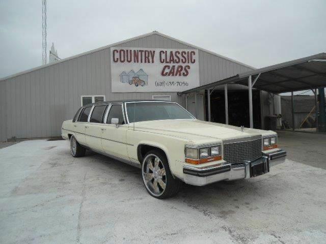 1987 Cadillac 4-Dr Sedan | 938659