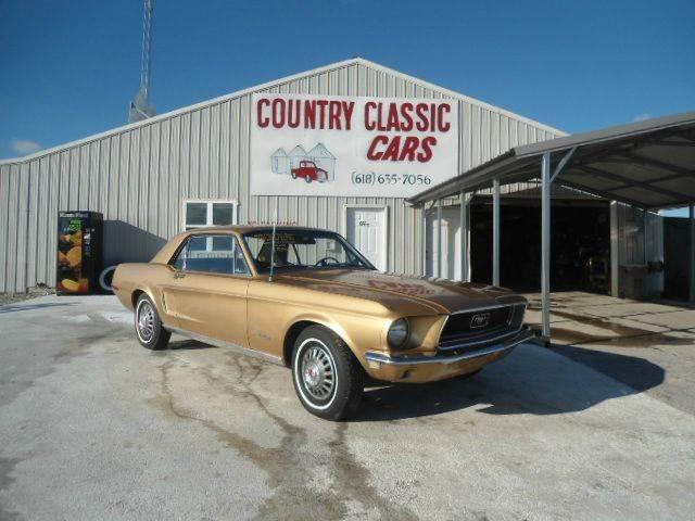 1968 Ford Mustang | 938660