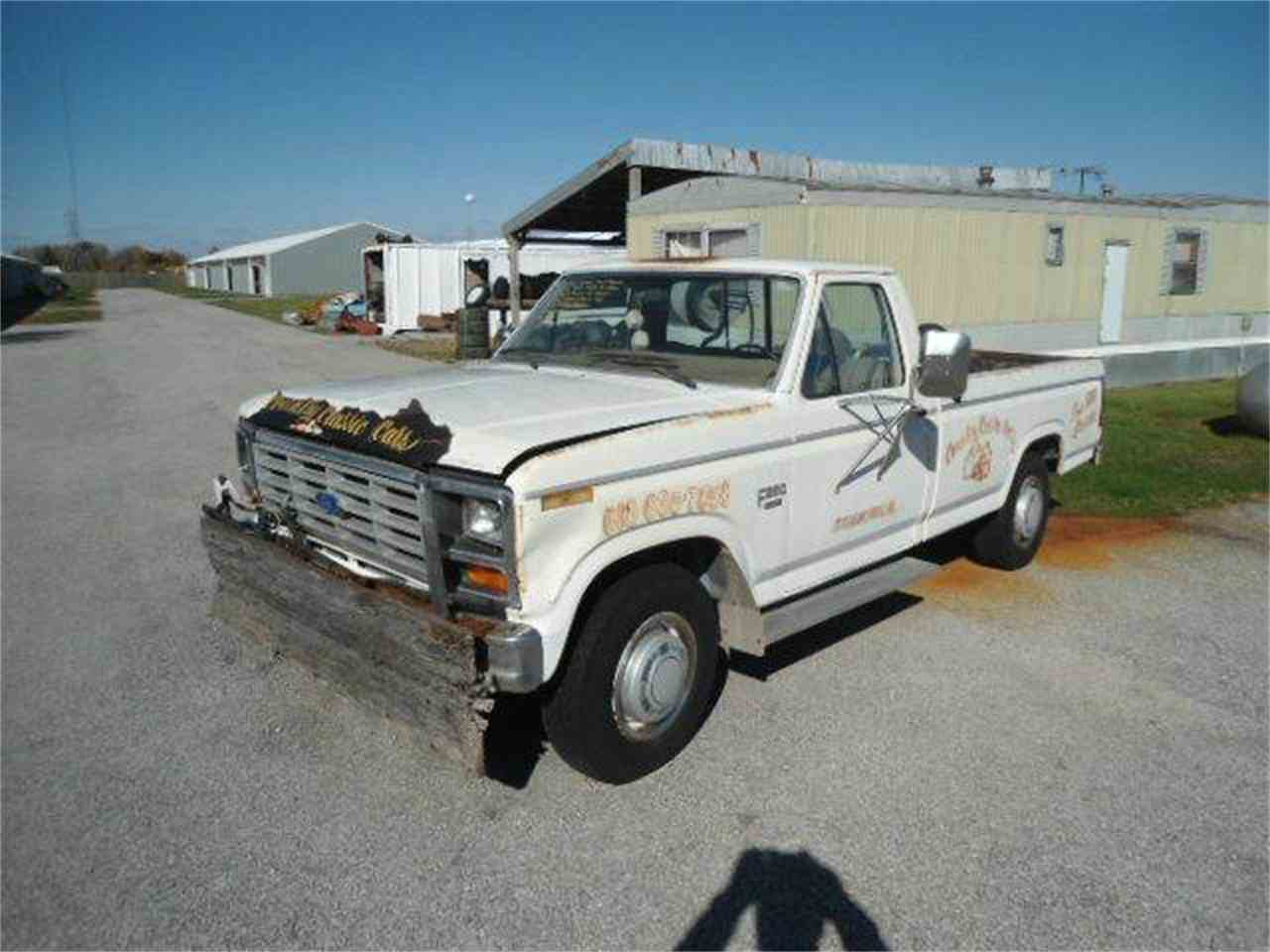 Large Picture of 1983 F250 - $2,950.00 Offered by Country Classic Cars - K49Y