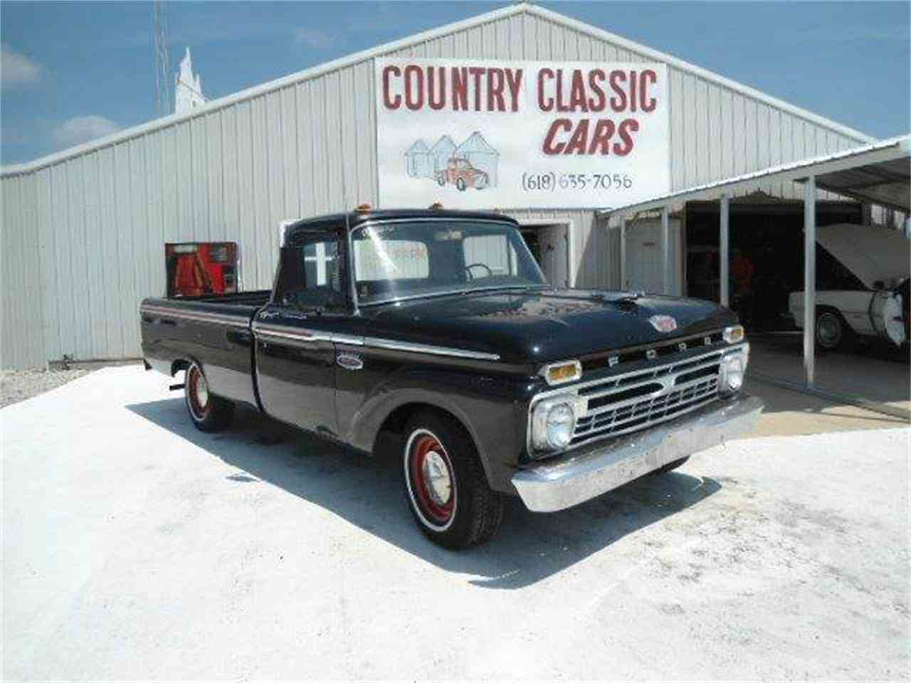 1966 ford f100 for sale cc 938663. Black Bedroom Furniture Sets. Home Design Ideas