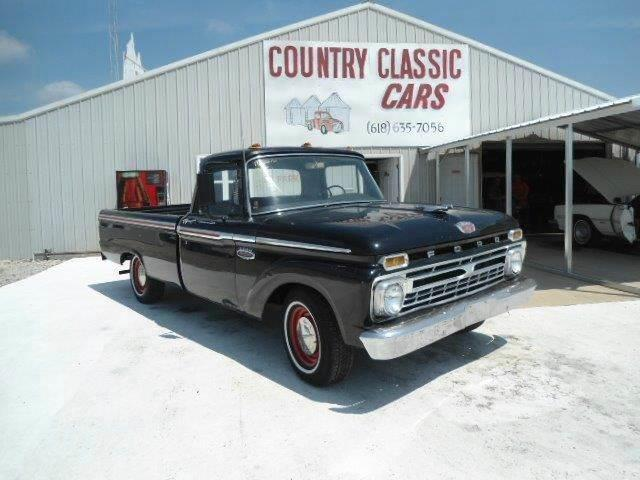1966 Ford F100 | 938663