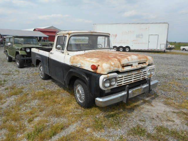 1959 Ford Style Side   938664