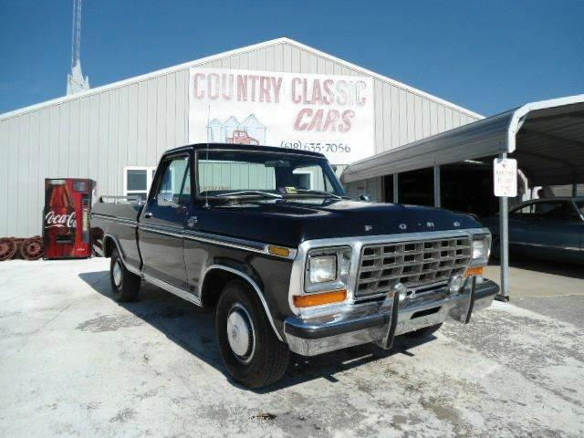 1978 Ford F100 | 938665