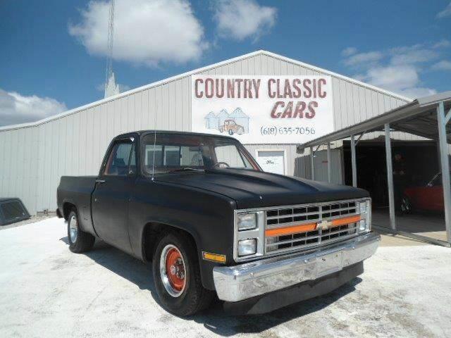 1983 Chevrolet C/K 10 | 938668