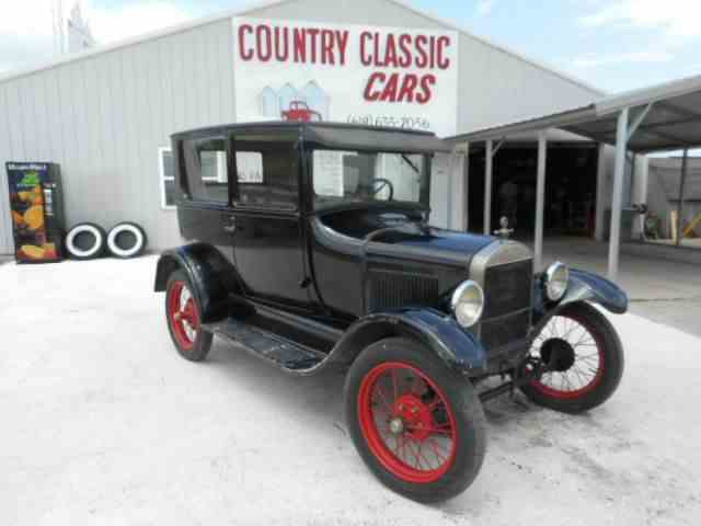 1927 Ford Model T | 938669